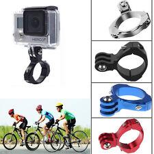 Soporte Adaptador de Manillar Bicicleta para Gopro Hero 2/3 1/2/3/3+cámara nuevo