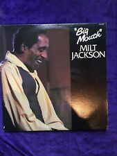 Milt Jackson Big Mouth Lp NM Vinyl