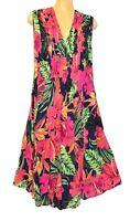 TS dress TAKING SHAPE VIRTU plus sz L / 22 Bora Bora Dress all cotton NWT rp$120