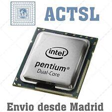 Procesador INTEL Pentium Dual Core E5400 (2M Cache, 2.70 GHz, 800 MHz FSB)