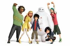 Big Hero 6 Movie Poster 24in x36in