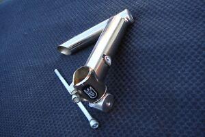Head Stem 3ttt , 1990s , Tig Welded Columbus Steel . Electroplated . EC , Used