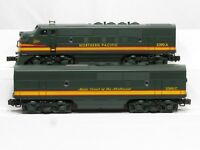 LIONEL 6-18133 2390 Northern Pacific F3 AB Diesel Loco Set TMCC Railsounds LN