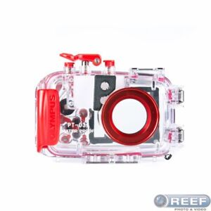Olympus PT-036 Underwater Housing for Olympus Stylus 760 Digital Camera