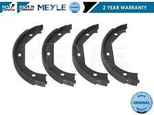FOR BMW E46 330 Ci 330D REAR BRAKE HANDBRAKE HAND BRAKE SHOES SET MEYLE GERMANY