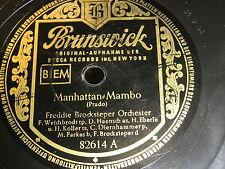 9/1R Freddie Brocksieper - Manhattan Mambo - Bolero de Habana