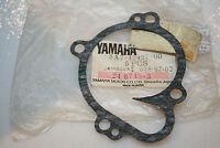 NOS Yamaha snowmobile water pump gasket srx340 srx440  8A7-12427