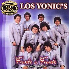 Yonics : Frente a Frente Y Muchos Exitos Mas: Lin CD