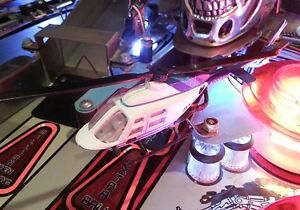 Terminator 2 T2 Pinball Active Helicopter mod