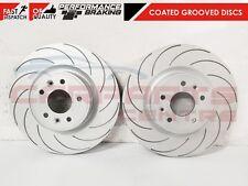 Pour Megane MK3 SPORT RS250 RS265 RS275 Trophée avant rainurés Disques de frein 340 mm