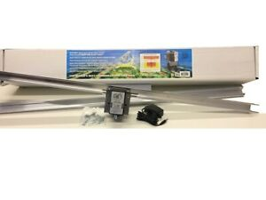 Light Rail 4.0 Kit Motor w Rail Grow Light Mover Genuine Solidly Made in the USA