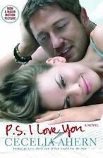 P. S. I Love You by Cecelia Ahern (2007, Paperback, Movie Tie-In)