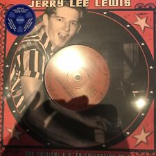 "JERRY LEE LEWIS - Us Ep Collection No 2 LTD WHITE  VINYL 10""  NEW & SEALED"
