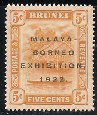 Brunei Scott    23a  Mint Hinged