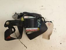 1998-2002 Subaru Legacy Nearside/left hand side front seat belt and clip