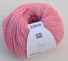 Lanas e hilos color principal rosa de mezcla