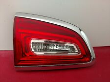 2013-2017 Buick Enclave Inner Tail Light Left LH Driver Halogen w/LED OEM F69