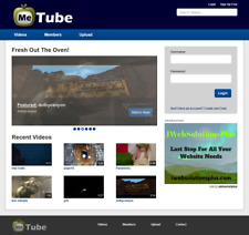 Video Website YouTube Clone