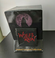 Wolfs Rain - Complete Collection (DVD, 2005, Limited Edition Boxed Set)
