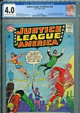 Justice League of America #24 (DC Comics 1963) CGC Certified 4.0