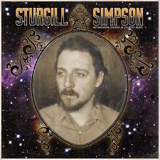 Sturgill Simpson METAMODERN SOUNDS IN COUNTRY MUSIC +MP3s GATEFOLD New Vinyl LP