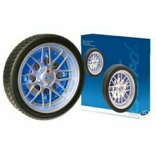 Ford - Tyre Wall Clock - LED lights Up