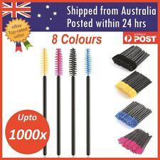 Disposable Mascara Wands Eyelash Brushes Applicator Lash Extension Brush Wand