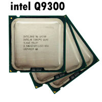 1PC Intel Core 2 Quad Q9300 2.5 GHz Quad-Core CPU Processor 6M 95W LGA 775 RHN02
