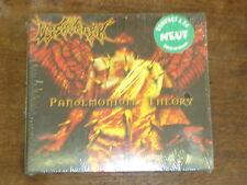 URSHURARK Pandemonium theory DIGIPACK CD