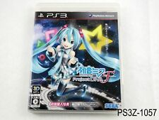 Project Diva F Japanese Import Playstation 3 PS3 Japan Hatsune Miku US Seller A