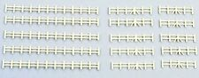 ferme RAIL escrime blanc - Kestrel Design gmkd13w - N Lot plastique - F1