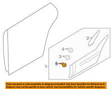 SUBARU OEM 04-06 Baja Front Door-Protector Clip 909130108