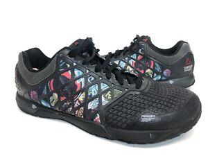 Reebok Crossfit CF74 Sneaker Weightlifting Gym Shoes Mens 8