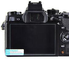 Film Protection Ecran LCD Dureté H9 pour Appareil Photo Olympus OM-D E-M1 E-M10