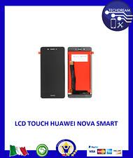 TOUCH SCREEN + DISPLAY LCD  HUAWEI NOVA SMART DIG-L01 DIG-L21 ORIGINALE NERO