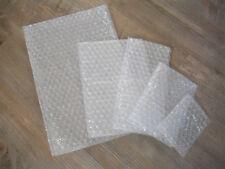 Luftpolsterbeutel für Kleinverbraucher - 26.Stück in 5 Größen - 50 my / 3.lagig