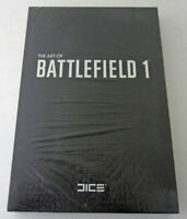 New! DICE The Art of Battlefield 1 Collector's Pack Art Book, Poster, Postcards
