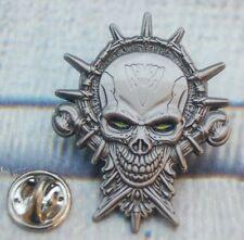 pin button pins anstecker Anstecknade motorrad totenkopf skull schädel r89