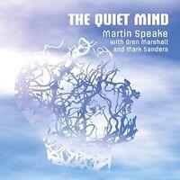 Martin Speake - The Quiet Mind [CD]
