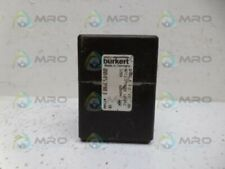 BURKERT 0407A312EGBRNPT312 00453903 COIL *USED*