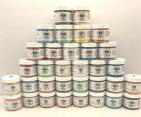 Mica Powder 1/2 oz Jar for Epoxy Resin, Epoxy Painting, Cosmetics, Soap, Jewelry