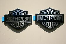 Harley Davidson DYNA Tank Embleme Tankembleme Tankschilder 62445-10 V-Rod Slim