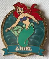 Disney Princess Swirl Series Pin Ariel Little Mermaid 2003 23942
