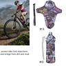 ZTTO MTB Mudguard Set Mountain Bike Bicycle Fender Front & Rear RideGuard Made