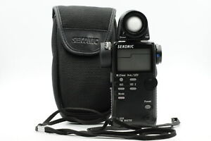 Sekonic L-508 Zoom Master Digital Ambient/Flash/Spot Light Meter #454