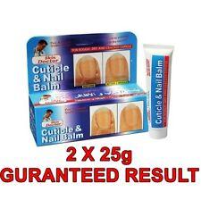 2 X Nail and Cuticle Balm / cream 25g - 100% Herbal and natural