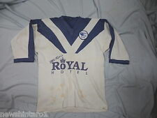 #OO. CENTRAL  WYONG   RUGBY LEAGUE PLAYER'S  JERSEY