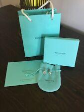 TIffany & Co. Sterling Silver Ball Earrings