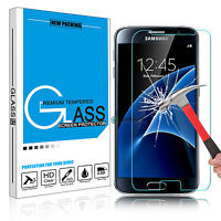 Anti-Scratch Premium Tempered Glass Screen Protector Film for Samsung Galaxy S7