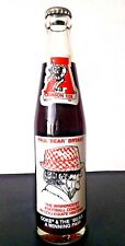 Coca Cola Commemorative Bottle Coke 10 OZ Paul Bear Bryant Alabama Crimson Tide